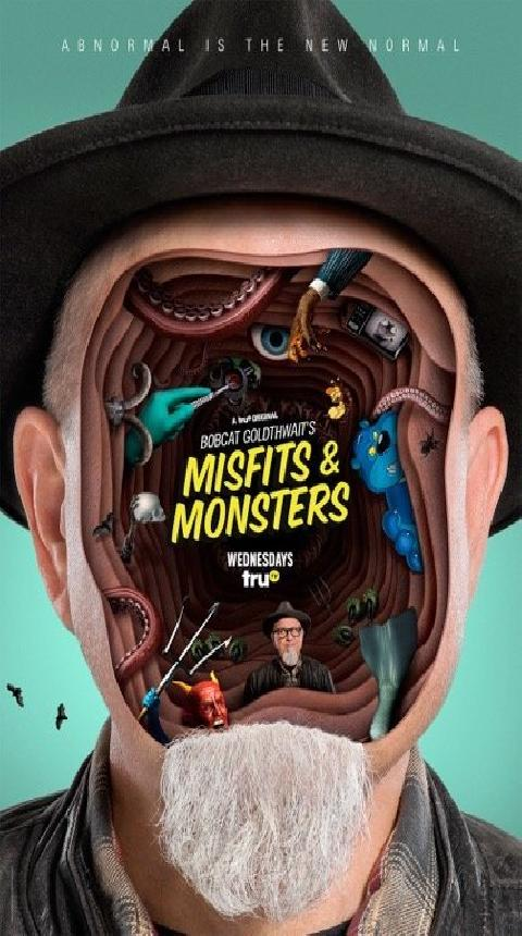 Bobcat Goldthwaits Misfits And Monsters